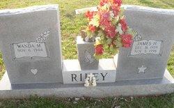 """James H. """"Jimmy"""" Riley"""