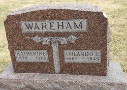 Orlando Ellsworth Wareham