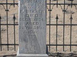 Augusta A.H. Becker