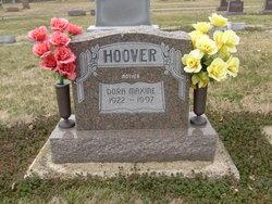 Dora Maxine Hoover