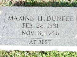 Maxine H. Dunfee