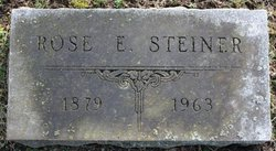 Rose E Steiner