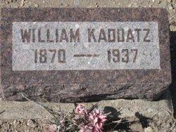 William Kaddatz