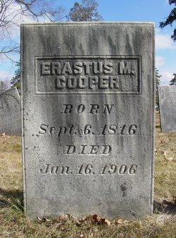 Erastus M. Cooper