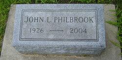 John Leslie Philbrook