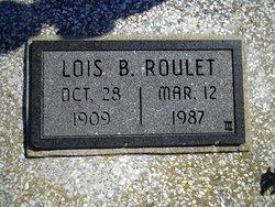 Lois B. Roulet
