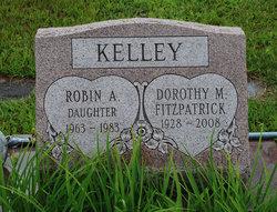 Dorothy Margaret <I>Brennan Kelley</I> Fitzpatrick