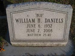 "William H. ""Bud"" Daniels"