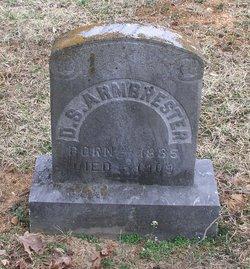 Daniel S Armbrester