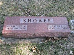 Charlotte M Shoaff