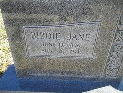 Birdie Jane <I>Cale</I> Jones