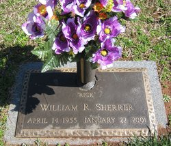 "William R ""Rick"" Sherrer"