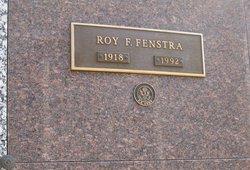 Roy F Fenstra