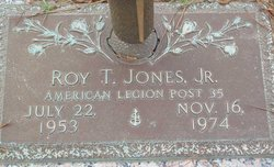 Roy Thomas Jones, Jr
