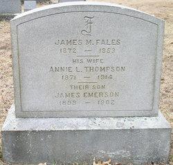 James Emerson Fales
