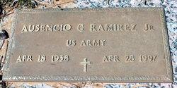 Ausencio G. Ramirez, Jr