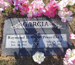 Raymond D Garcia