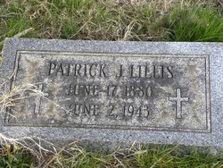 Patrick J Lillis