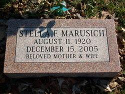 Stella F. Marusich