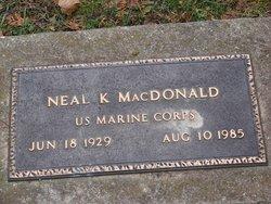 Neal K. MacDonald
