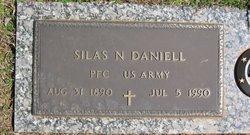 Silas N Daniell