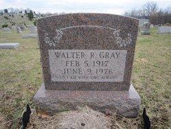 Walter Roy Gray
