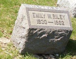 Emily W. Riley