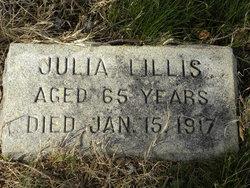 Julia A <I>St. John</I> Lillis