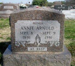 Annie Arnold