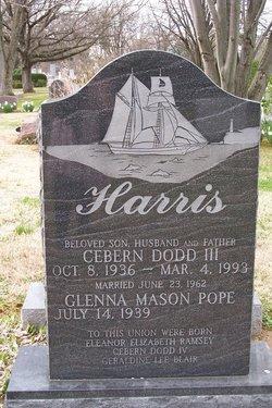 Cebern Dodd Harris, III