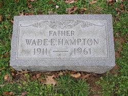 Wade E. Hampton
