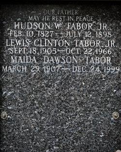 Maida <I>Dawson</I> Tabor