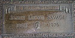 James Lloyd Savage