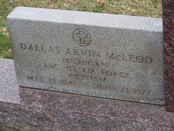 Dallas Arvin McLeod