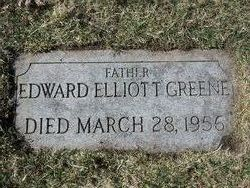 Edward Elliot Greene