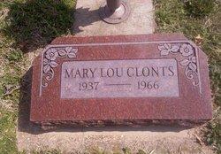 Mary Lou Clonts