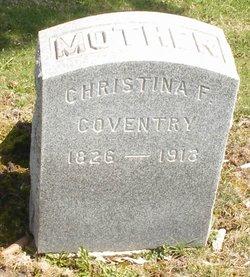 Christina F. Coventry