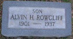 Alvin H Rowcliff