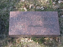 Julius J Gehrig