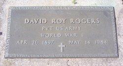 David Roy Rogers