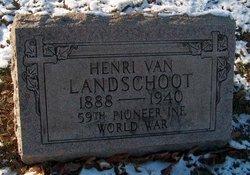 Henry Van Landschoot