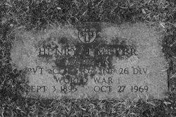 Henry J. Meyer