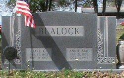 Annie Mae <I>Taylor</I> Blalock