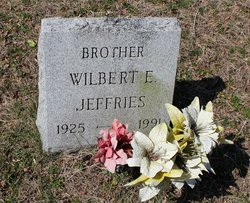 Wilbert E Jeffries