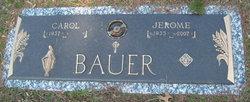 Jerome Edward Bauer