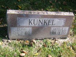 Arthur C Kunkel