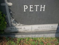 William A Peth