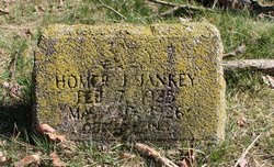 Homer J Jankey