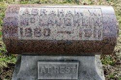 Abraham W McLaughlin