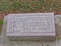Larry Todd Mitchell